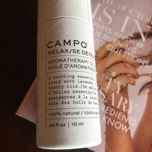 Campo Relax Aromatherapy Oil  .33 oz